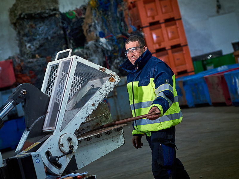 Schenk Recycling Afvalmanagement 5